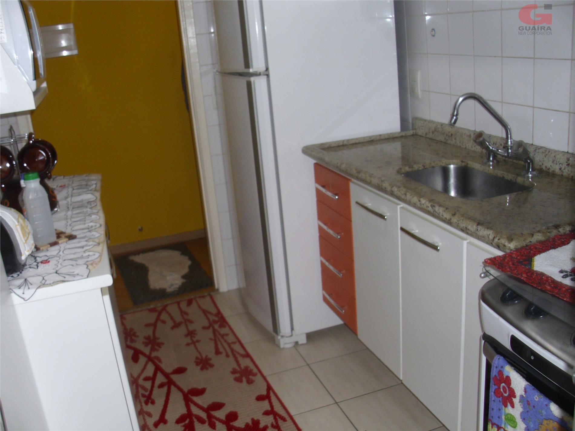 Apartamento de 2 dormitórios à venda em Jardim Stella, Santo André - SP