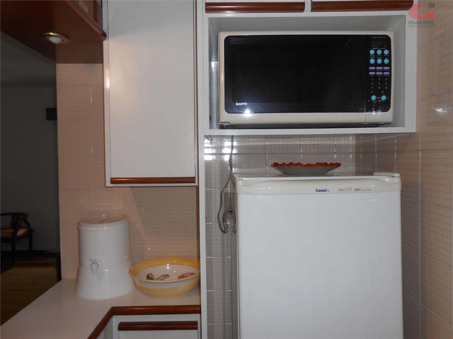 Flat de 1 dormitório em Chácara Inglesa, São Bernardo Do Campo - SP