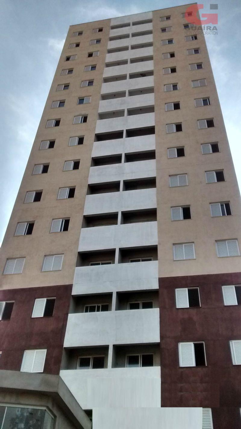 Apartamento de 2 dormitórios em Vila Guiomar, Santo André - SP