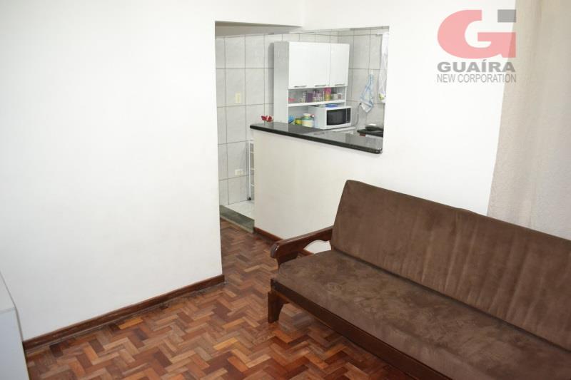 Apartamento de 1 dormitório em Baeta Neves, São Bernardo Do Campo - SP