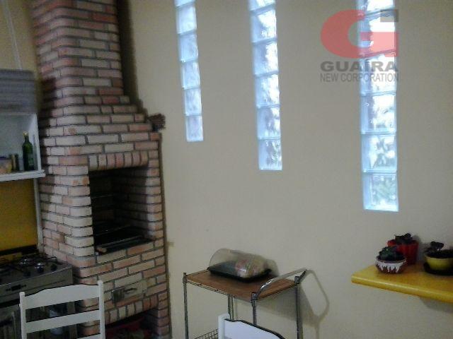 Sobrado de 3 dormitórios em Vila Camilópolis, Santo André - SP