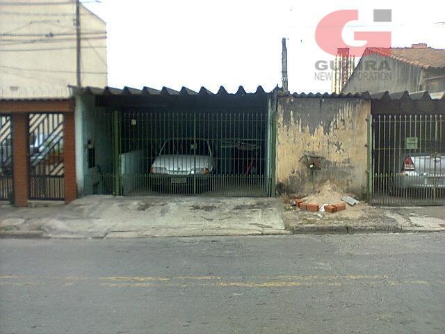 Terreno em Jardim Do Estádio, Santo André - SP