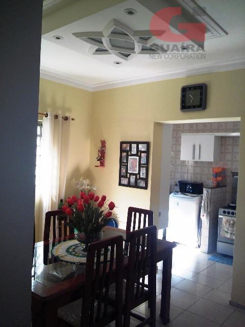 Casa de 2 dormitórios em Independência, São Bernardo Do Campo - SP