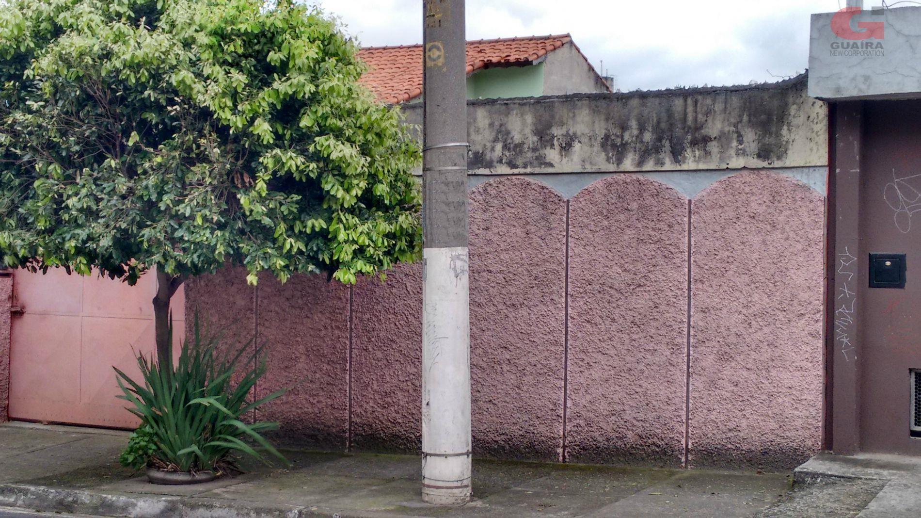 Terreno à venda em Vila Lucinda, Santo André - SP