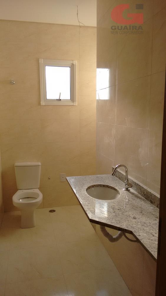 Apartamento de 3 dormitórios à venda em Vila Alzira, Santo André - SP