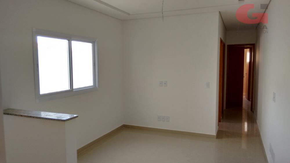 Apartamento de 3 dormitórios em Vila Alzira, Santo André - SP