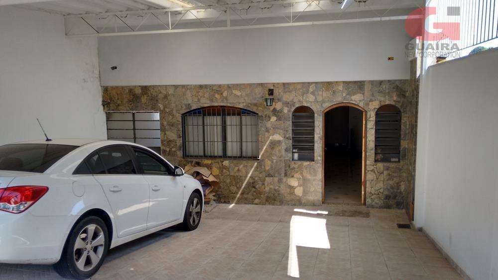 Casa de 2 dormitórios à venda em Vila Bastos, Santo André - SP