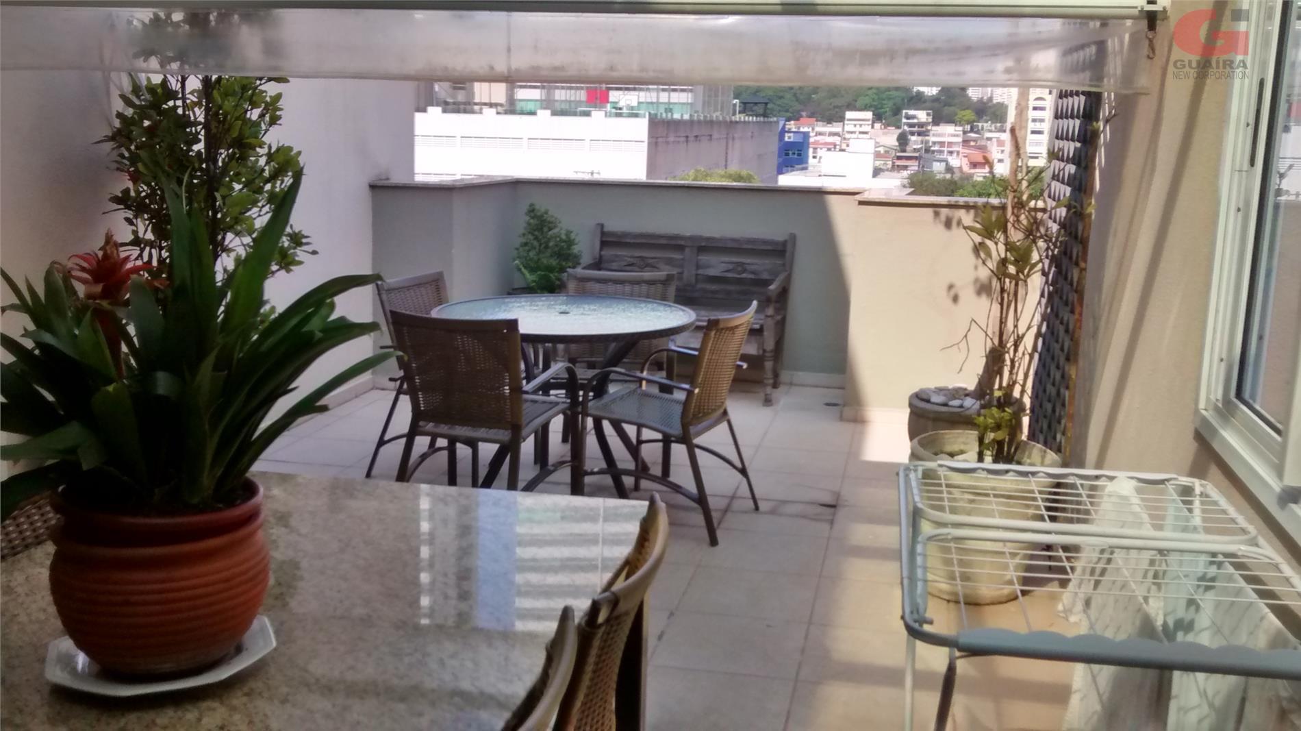 Cobertura de 3 dormitórios em Jardim Do Mar, São Bernardo Do Campo - SP