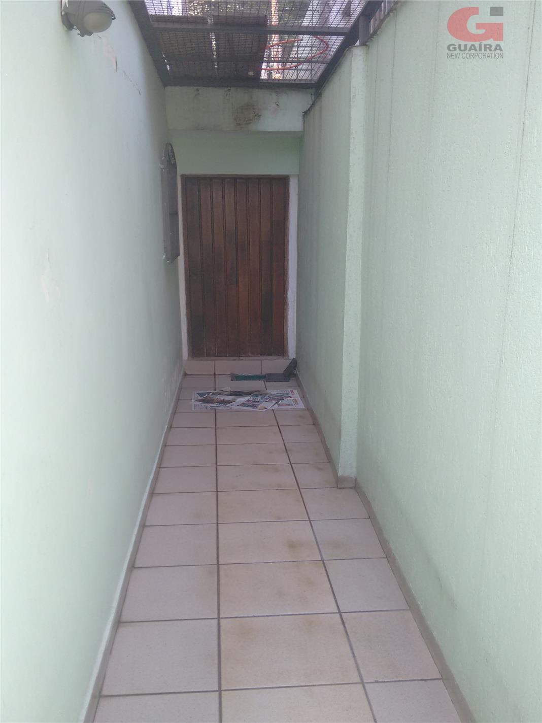 Sobrado de 3 dormitórios em Vila Valparaíso, Santo André - SP