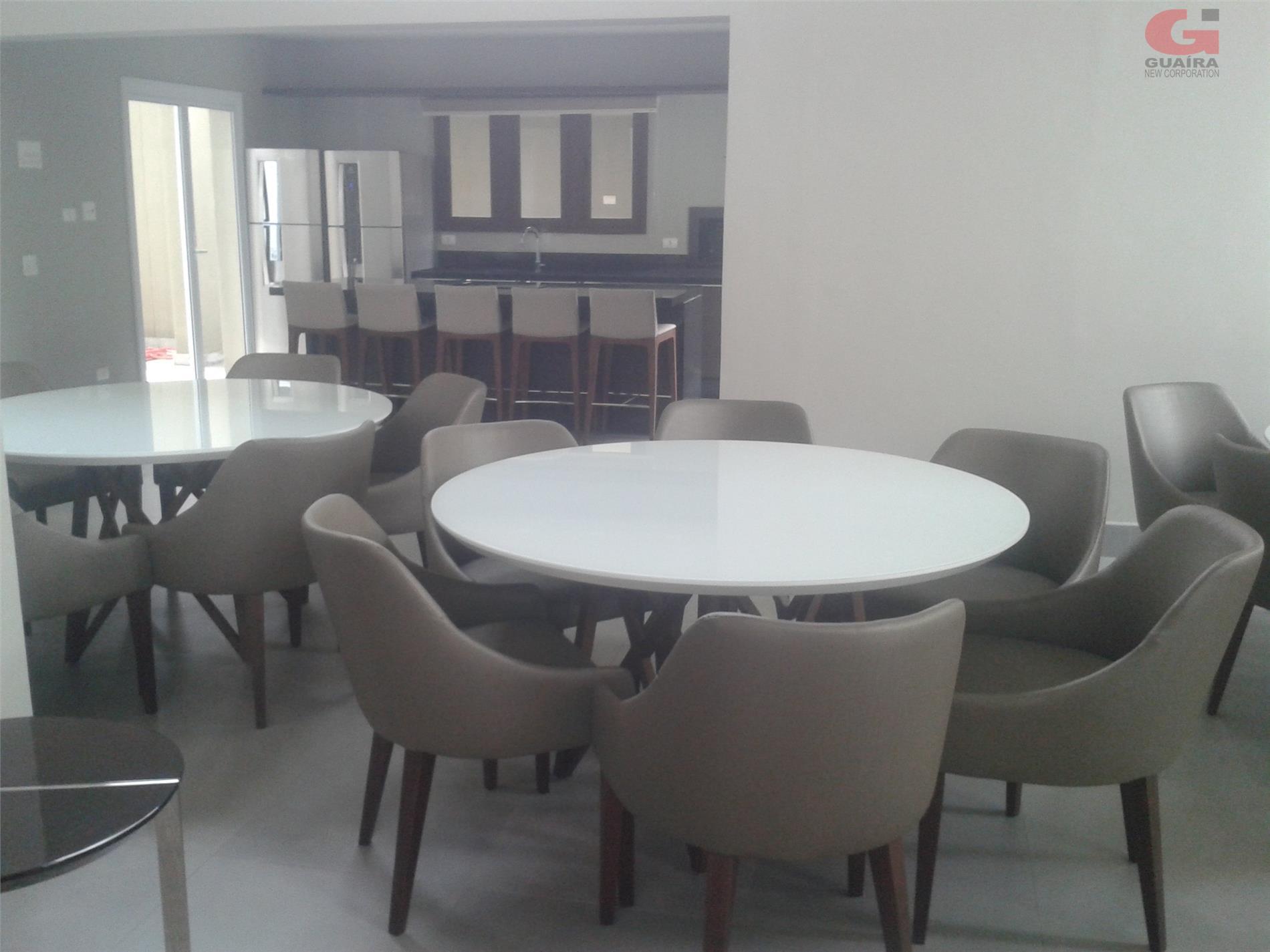 Apartamento de 4 dormitórios em Campestre, Santo André - SP
