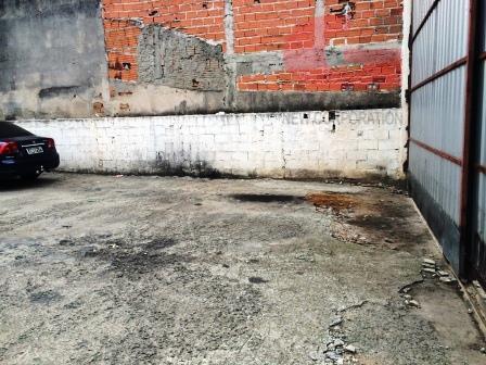 Terreno à venda em Taboão, Diadema - SP