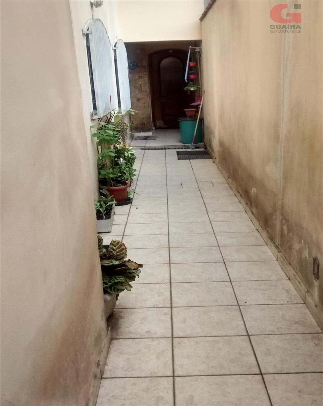 Sobrado de 4 dormitórios em Jardim Las Vegas, Santo André - SP