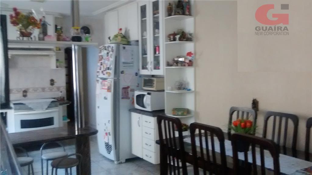 Sobrado de 4 dormitórios à venda em Jardim Las Vegas, Santo André - SP