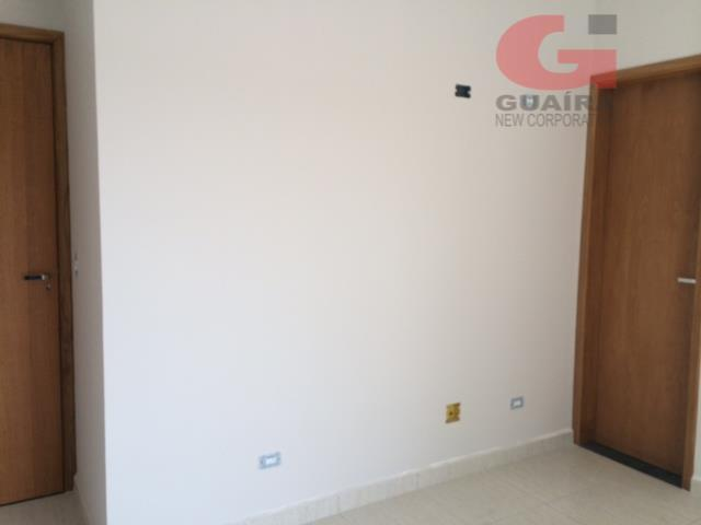Apartamento de 2 dormitórios à venda em Vila Scarpelli, Santo André - SP