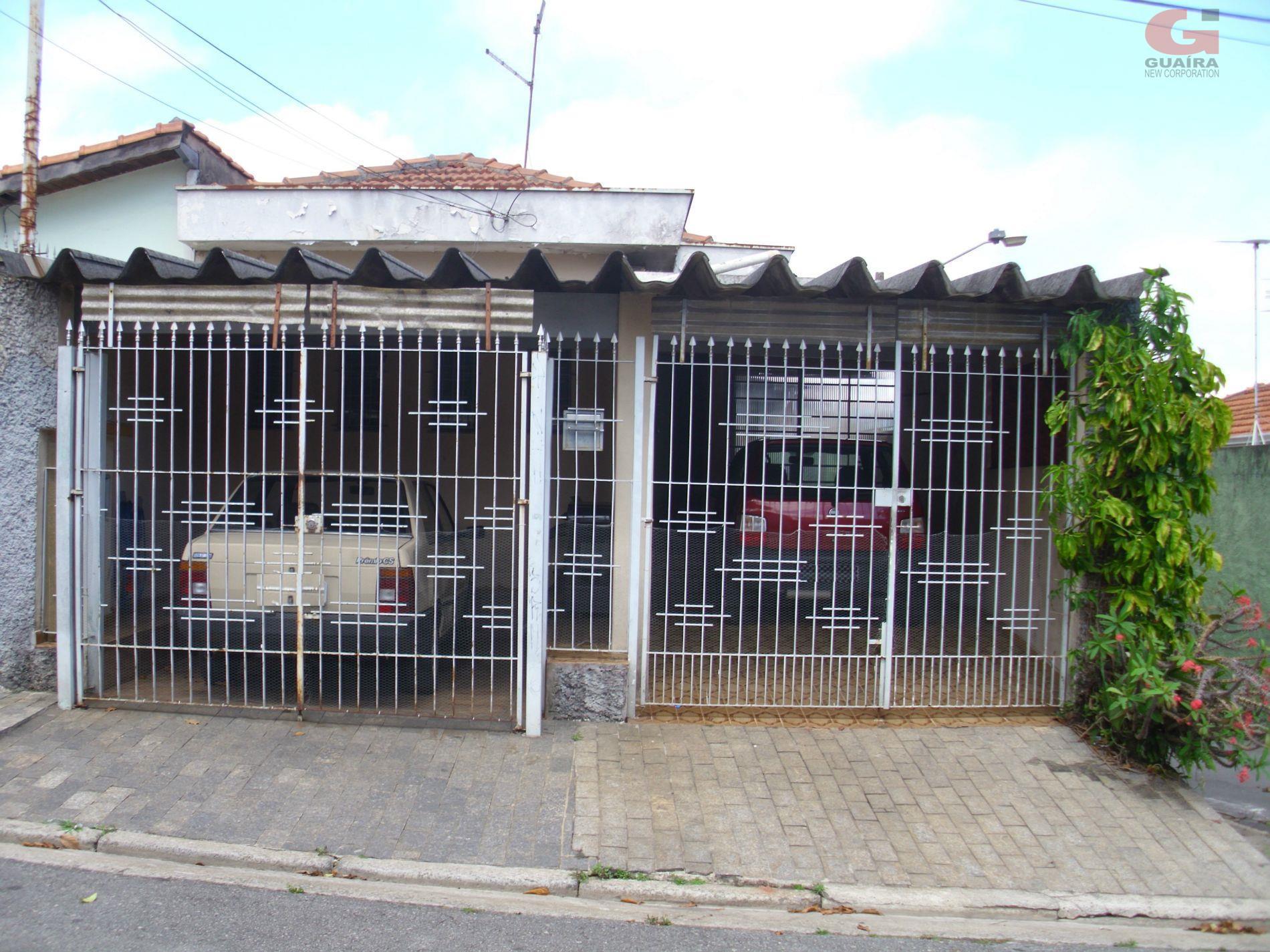Casa de 2 dormitórios em Jardim Stella, Santo André - SP