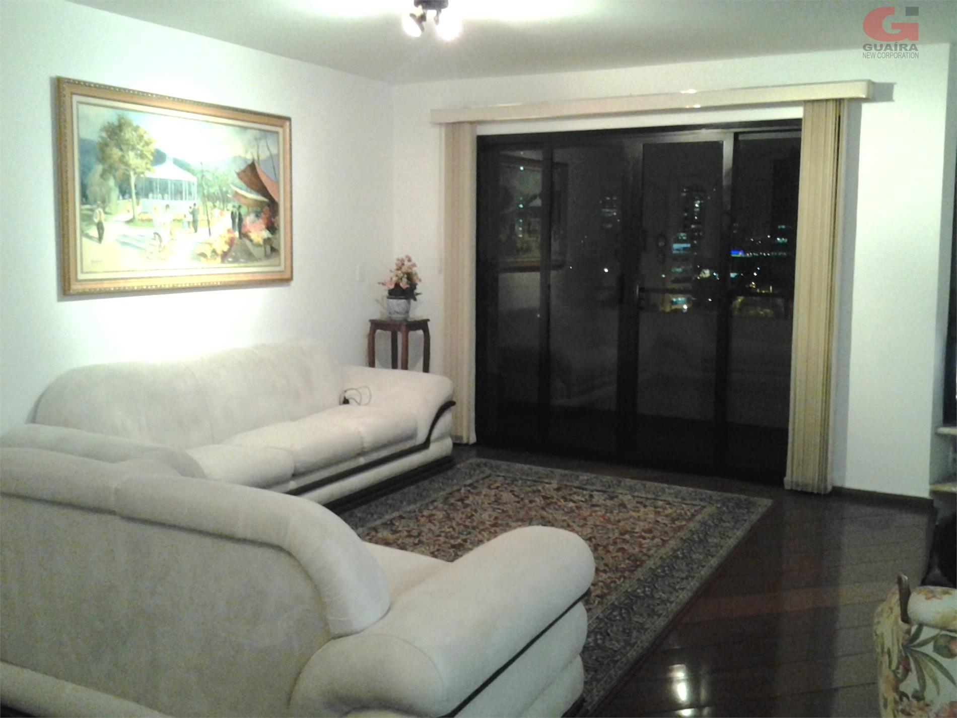 Apartamento de 4 dormitórios em Vila Bastos, Santo André - SP