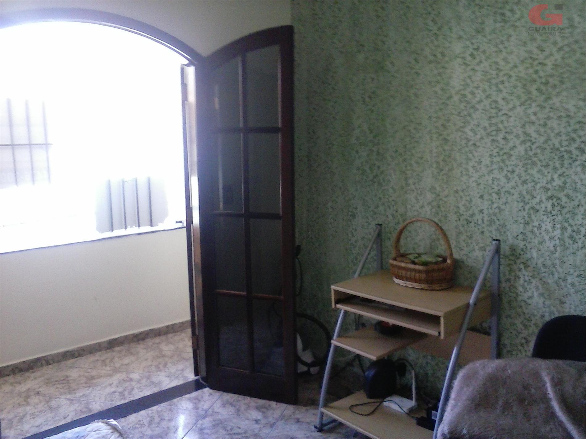 Sobrado de 4 dormitórios em Vila Guiomar, Santo André - SP