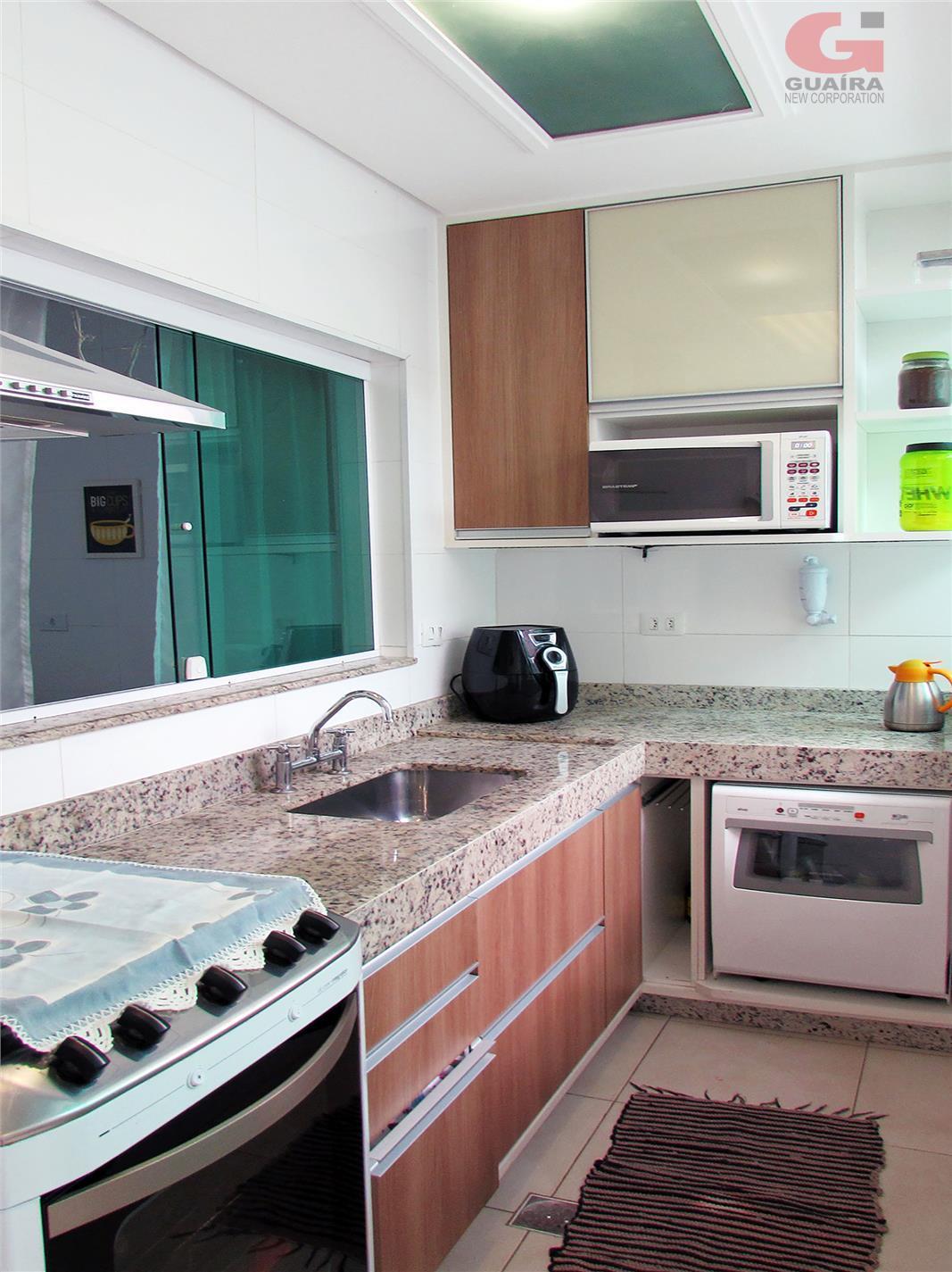 Sobrado de 4 dormitórios à venda em Paraíso, Santo André - SP