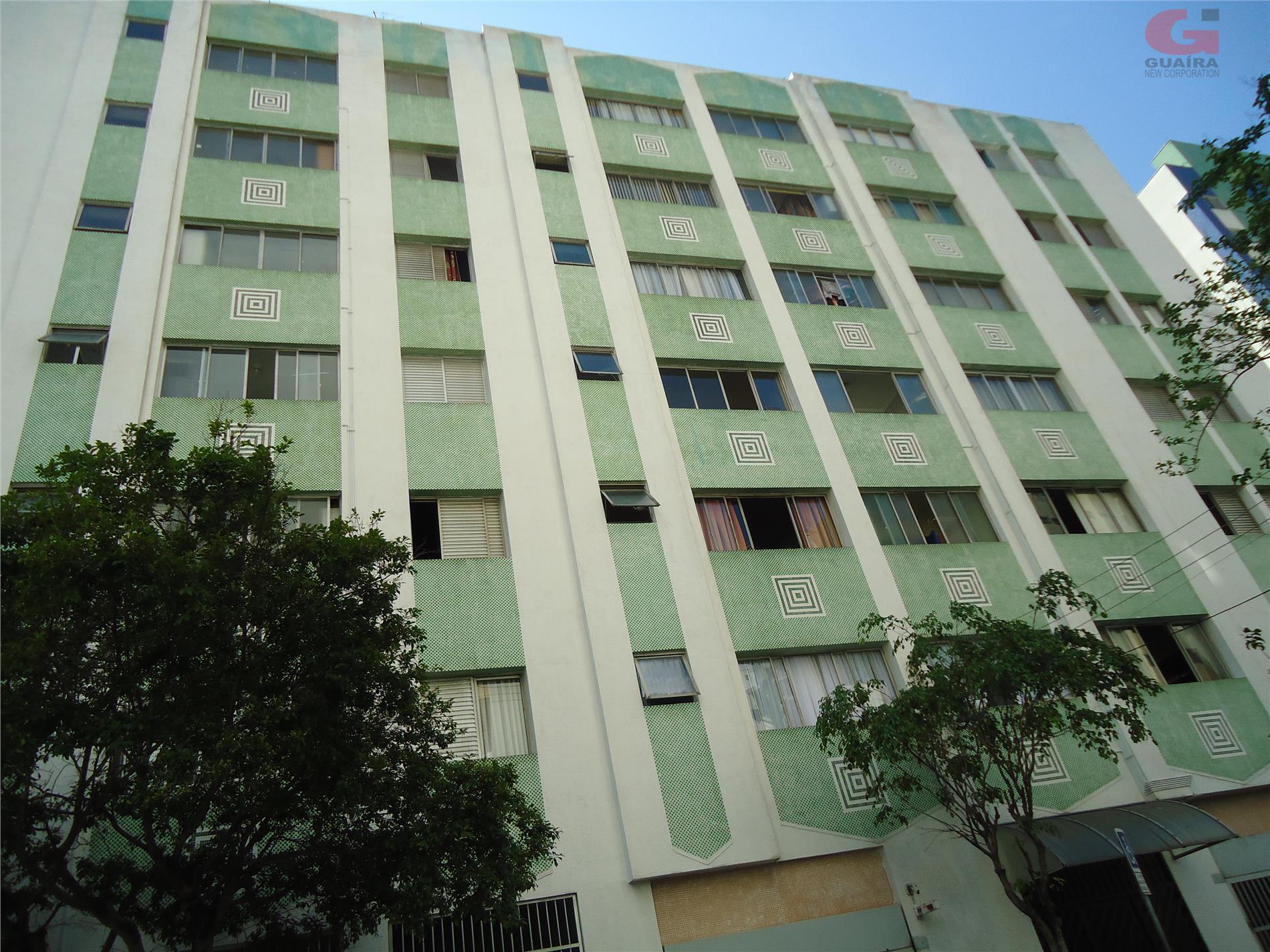 Apartamento de 2 dormitórios em Santo Antônio, São Caetano Do Sul - SP