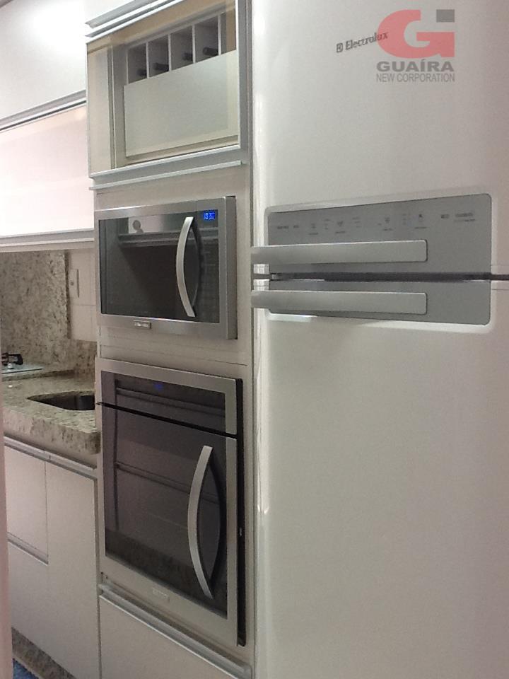 Apartamento de 3 dormitórios à venda em Jardim Santo André, Santo André - SP