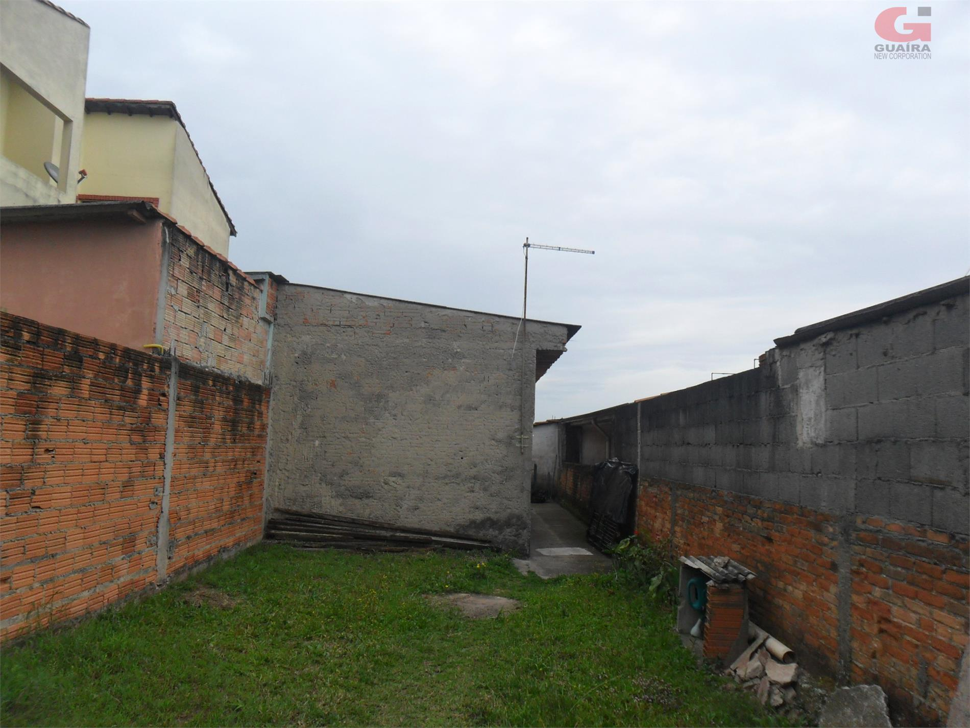 Terreno em Vila Humaitá, Santo André - SP