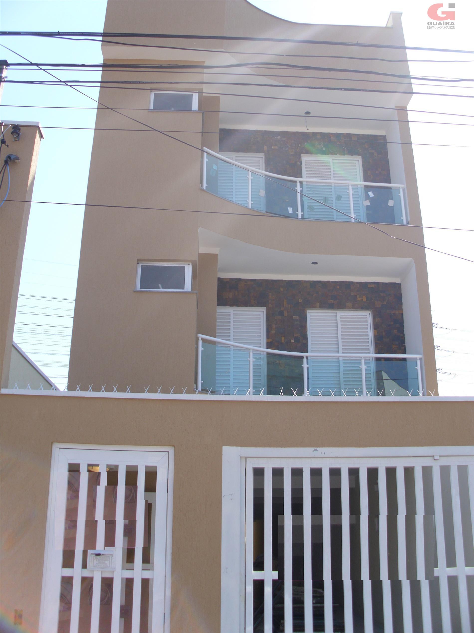 Apartamento de 3 dormitórios à venda em Vila Scarpelli, Santo André - SP