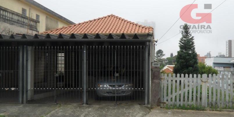 Terreno à venda em Campestre, Santo André - SP