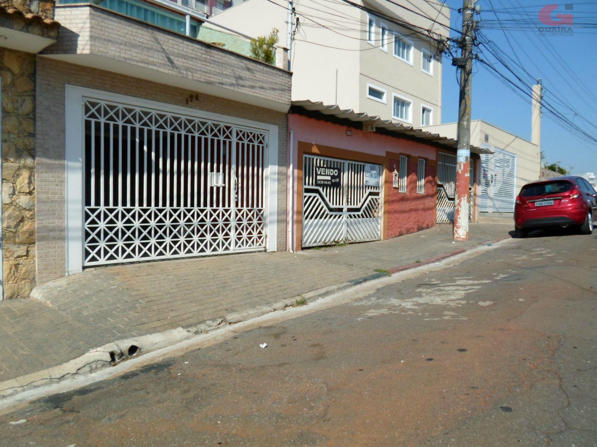 Terreno em Bangu, Santo André - SP