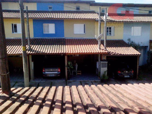 Sobrado de 2 dormitórios à venda em Vila Luzita, Santo André - SP