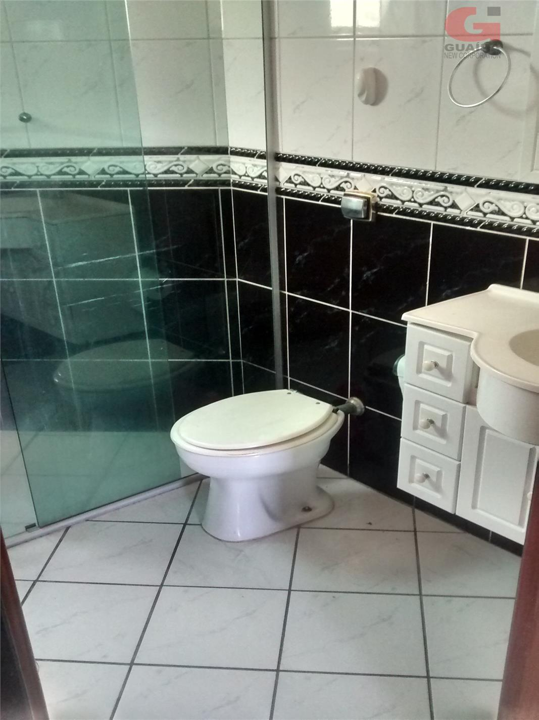 Apartamento de 2 dormitórios em Vila Helena, Santo André - SP