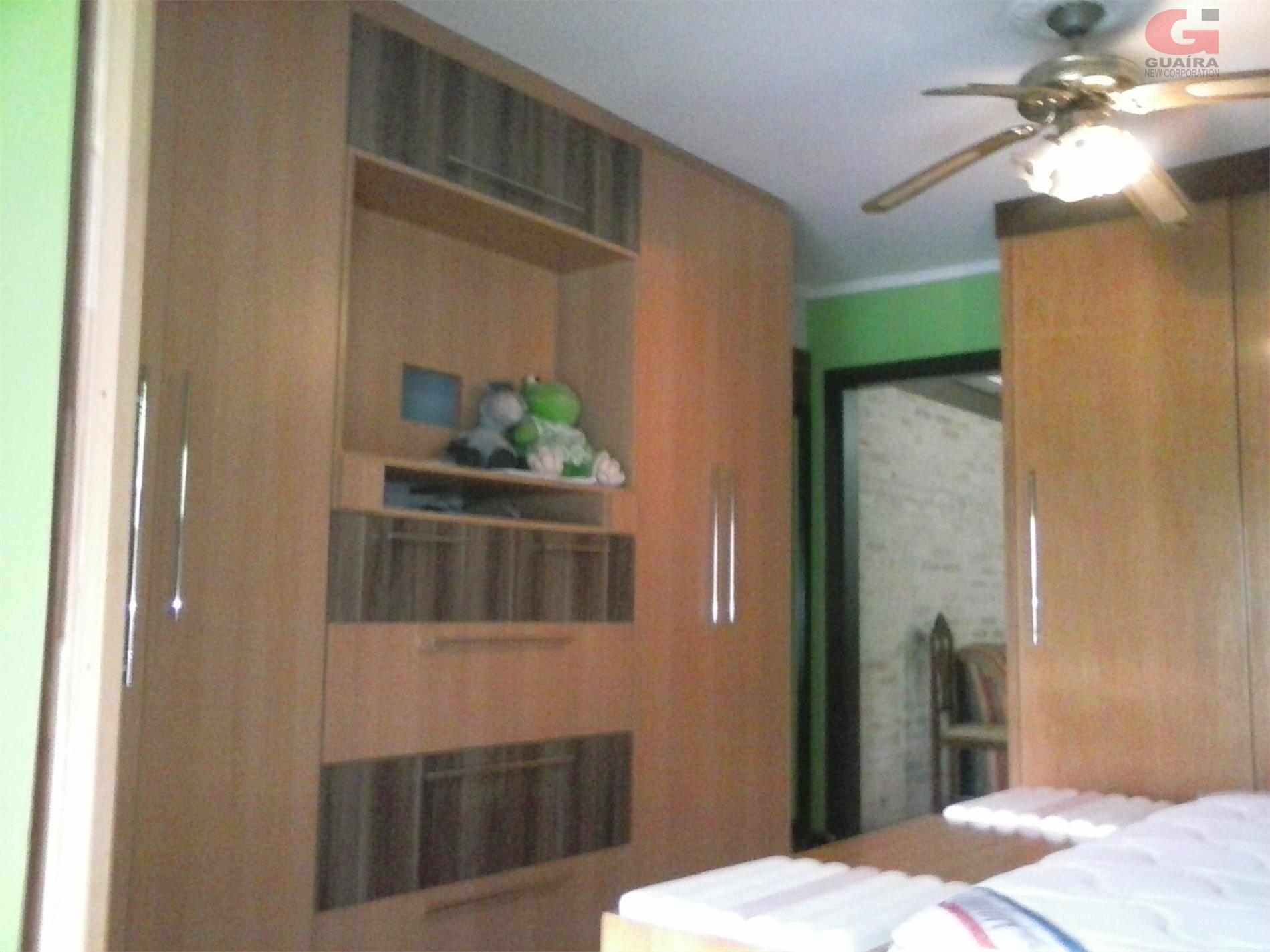 Casa de 3 dormitórios em Vila Valparaíso, Santo André - SP