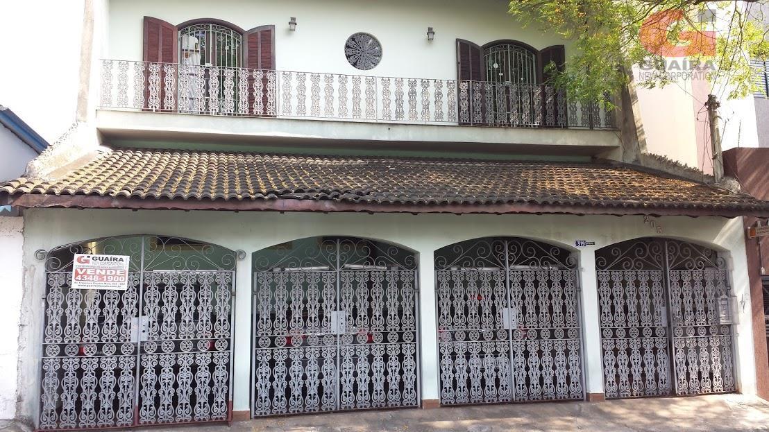 Sobrado de 4 dormitórios à venda em Assunção, São Bernardo Do Campo - SP
