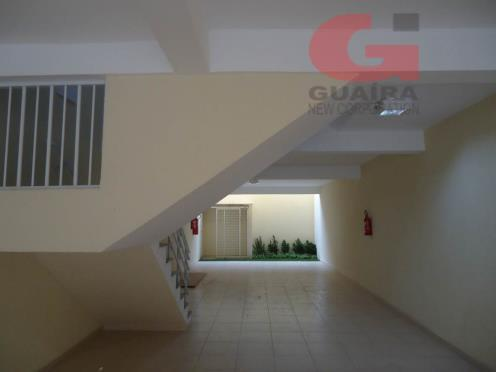 Apartamento de 2 dormitórios em Jardim Las Vegas, Santo André - SP