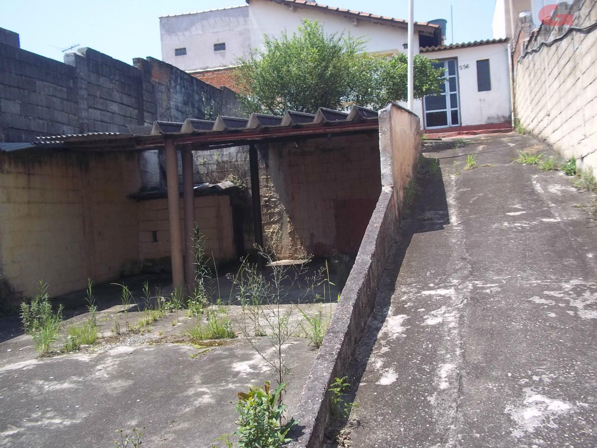 Terreno em Parque Das Nações, Santo André - SP