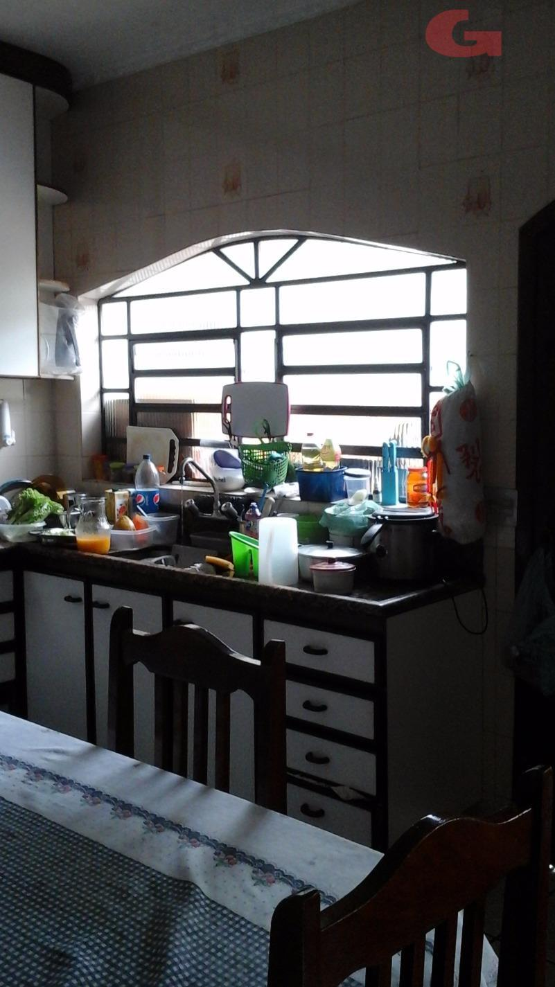 Sobrado de 4 dormitórios em Assunção, São Bernardo Do Campo - SP