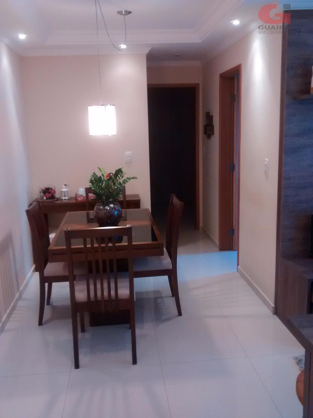 Apartamento de 2 dormitórios em Vila Floresta, Santo André - SP