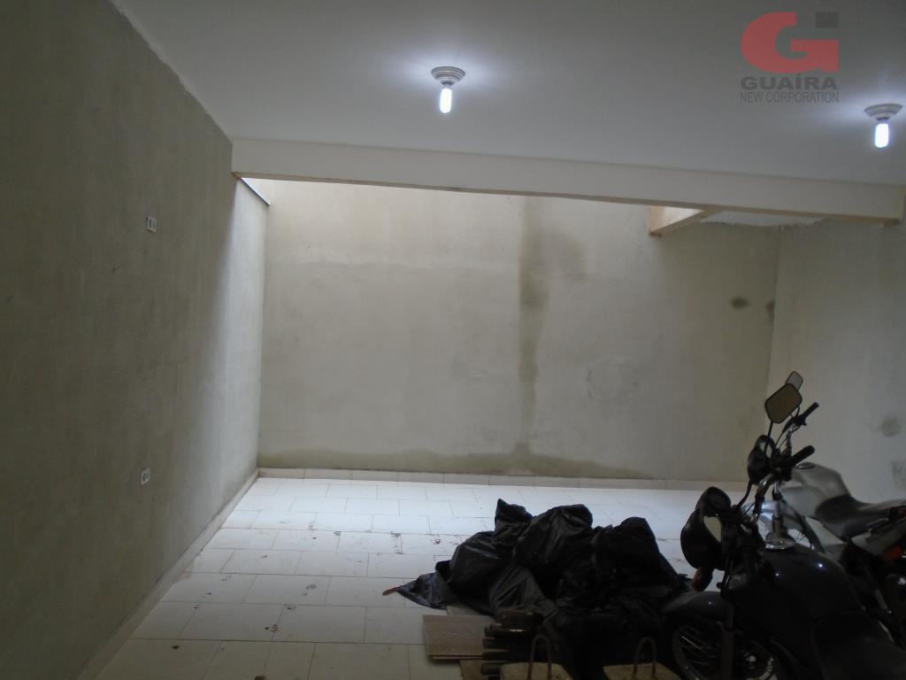 Apartamento de 2 dormitórios em Bangu, Santo André - SP