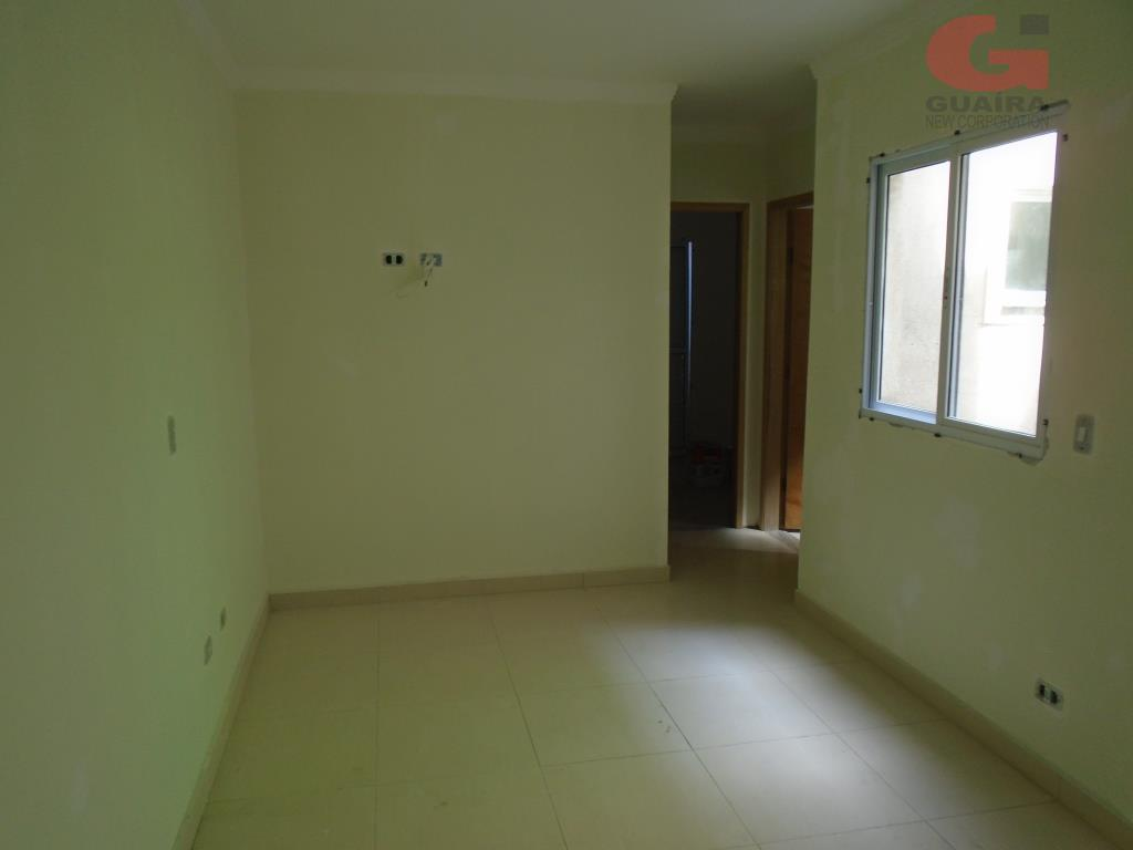 Apartamento de 2 dormitórios à venda em Bangu, Santo André - SP
