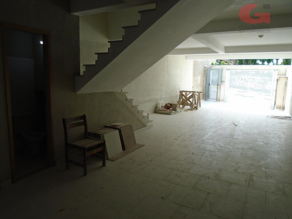 Cobertura de 2 dormitórios em Bangu, Santo André - SP