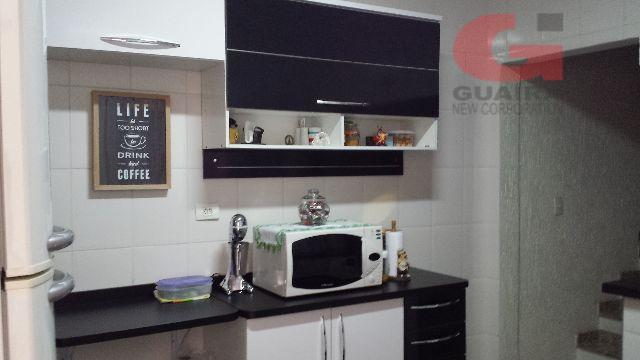 Sobrado de 3 dormitórios em Independência, São Bernardo Do Campo - SP