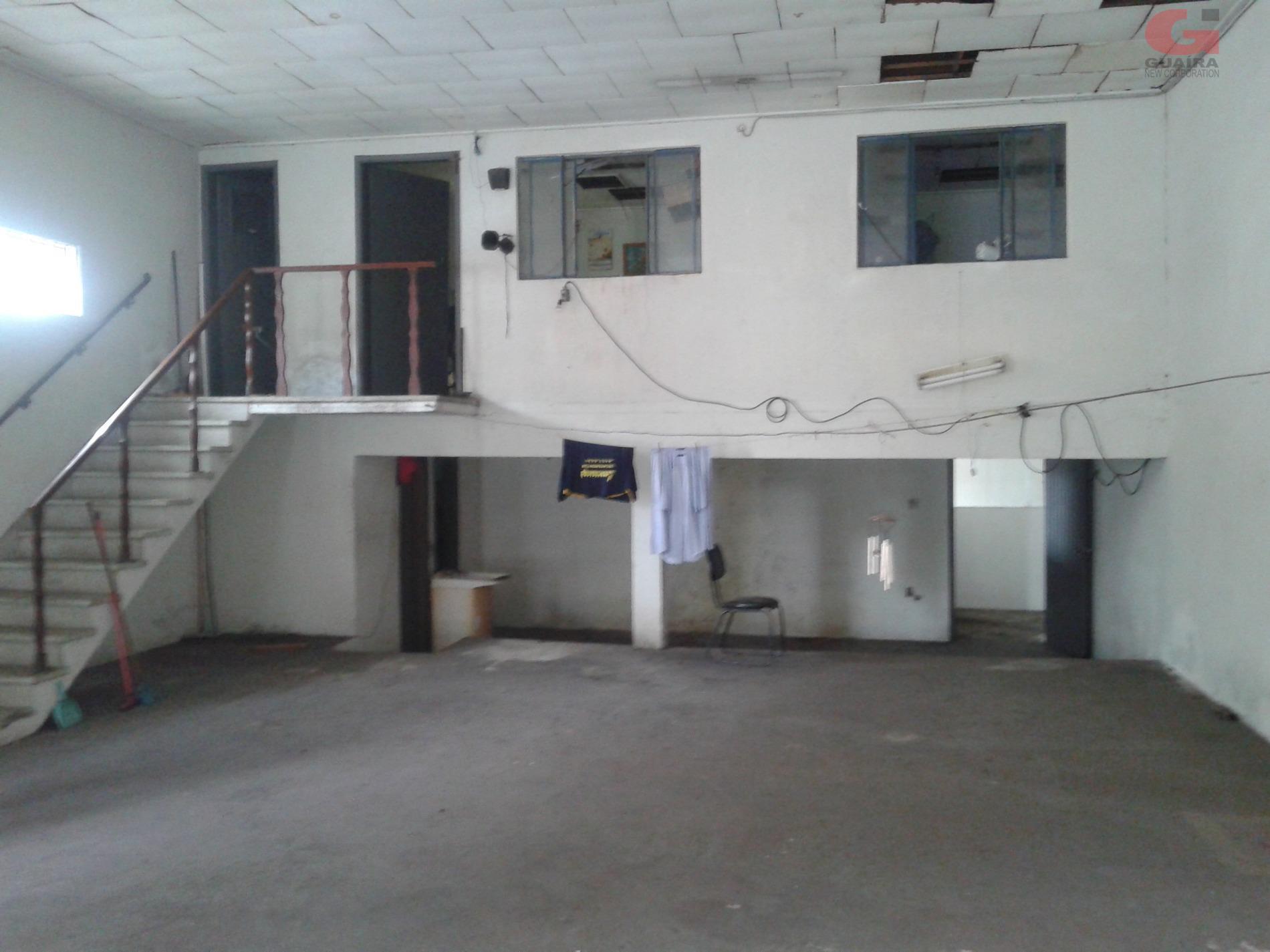 Galpão à venda em Vila Pires, Santo André - SP