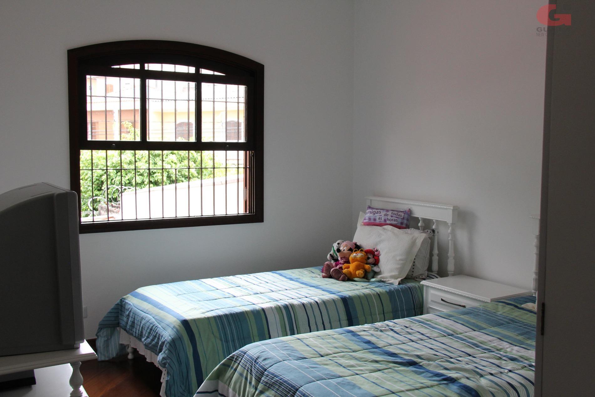 Sobrado de 3 dormitórios em Taboão, São Bernardo Do Campo - SP
