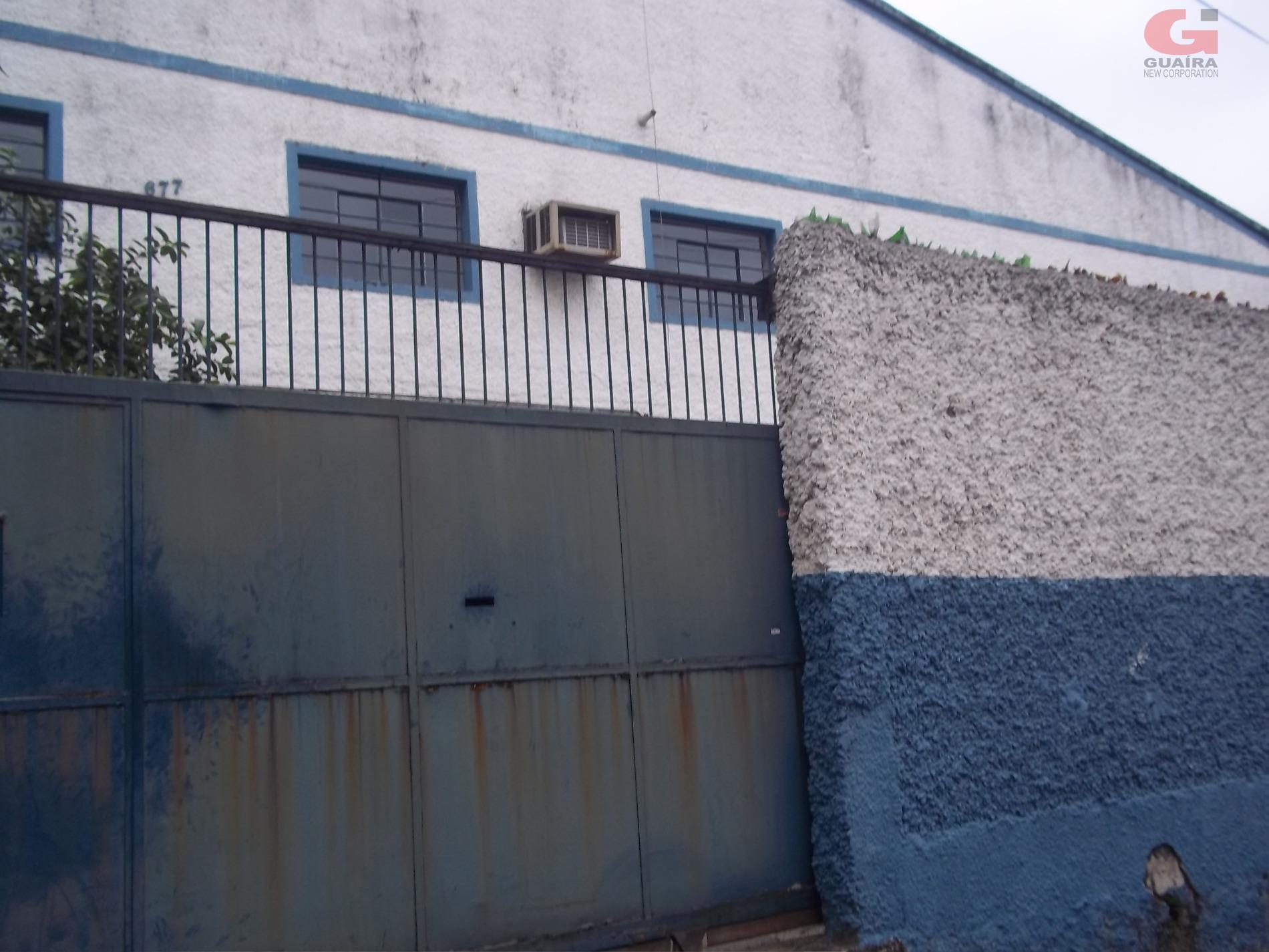 Galpão em Jardim Bela Vista, Santo André - SP
