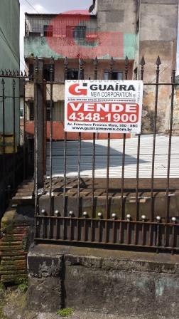 Terreno à venda em Alves Dias, São Bernardo Do Campo - SP