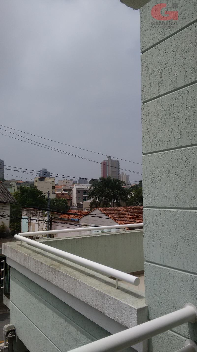 Sobrado de 3 dormitórios à venda em Vila Guiomar, Santo André - SP