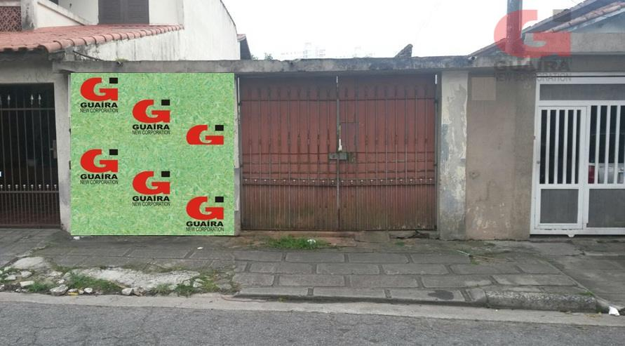 Terreno em Vila Assunção, Santo André - SP