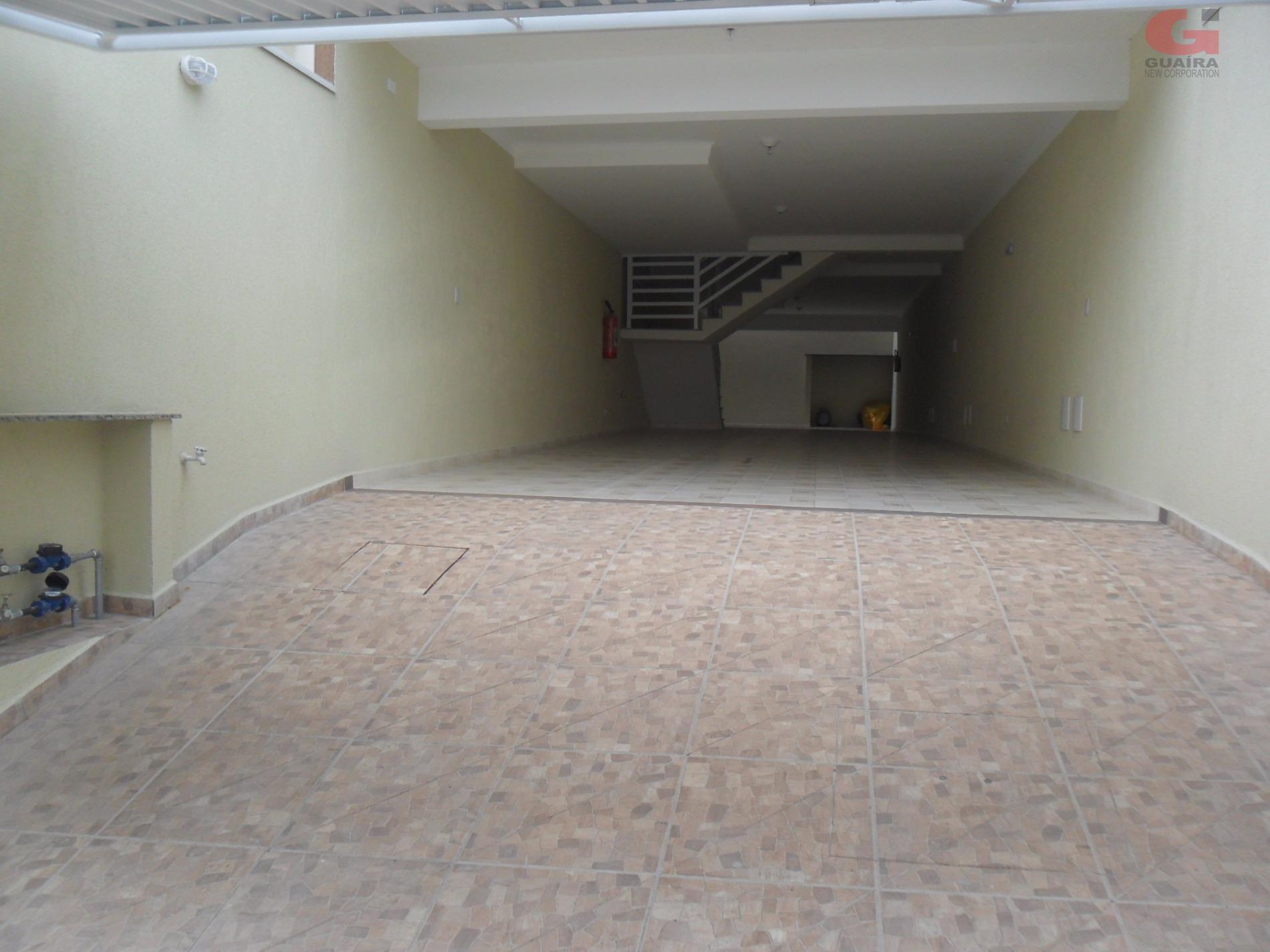Cobertura de 2 dormitórios em Parque Erasmo Assunção, Santo André - SP