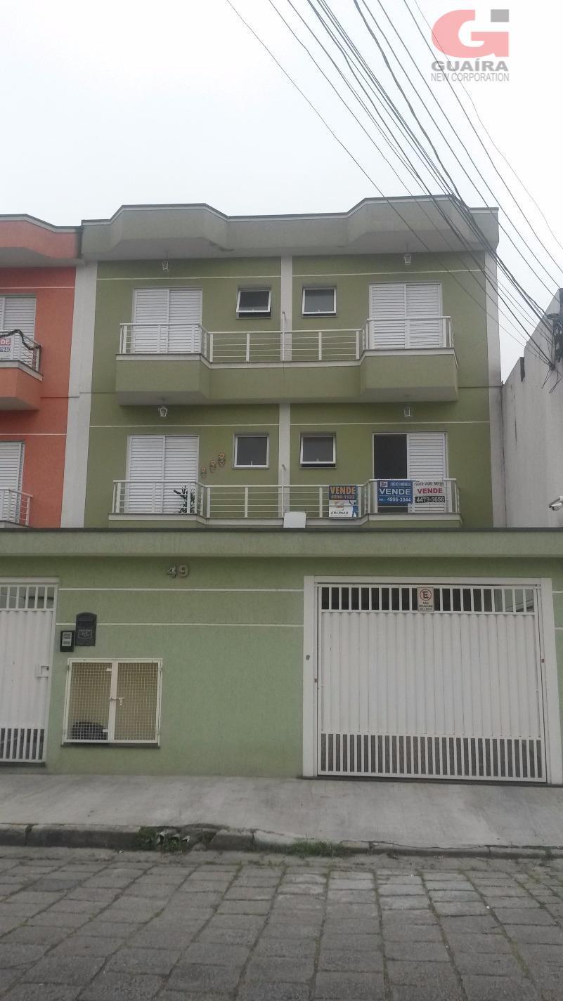 Apartamento de 2 dormitórios em Santa Teresinha, Santo André - SP
