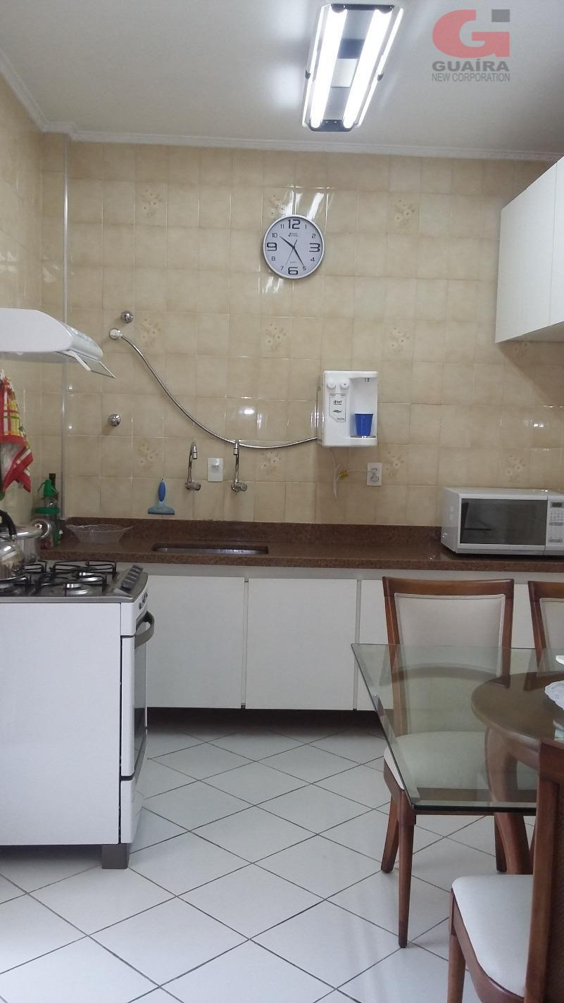Apartamento de 2 dormitórios em Centro, Santo André - SP