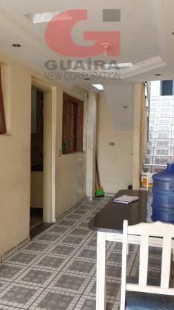 Sobrado de 2 dormitórios à venda em Jardim Alvorada, Santo André - SP